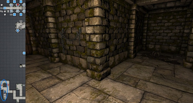 Grimrock  Make The Room Dark